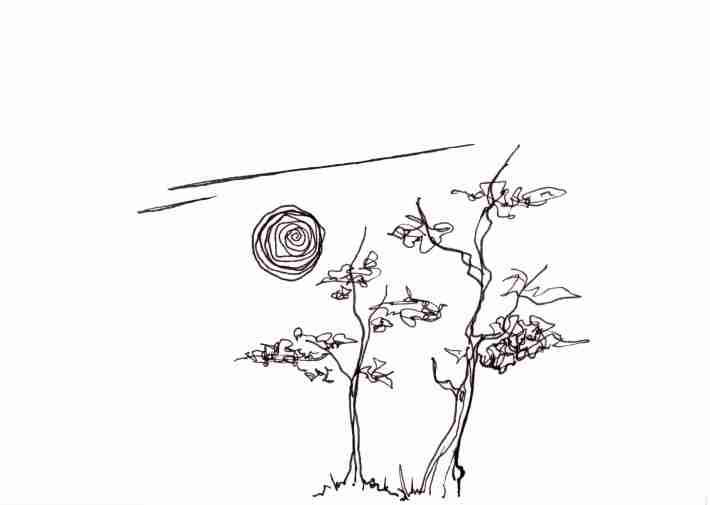 mod deux arbres