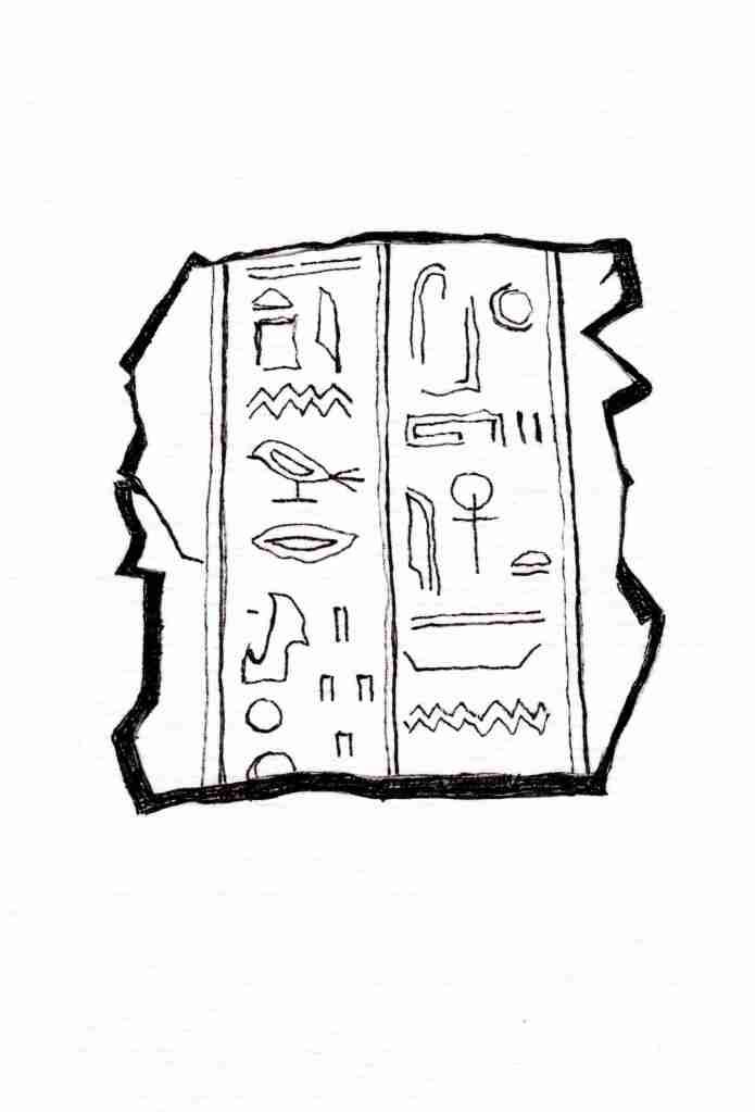 mod hieroglyphes