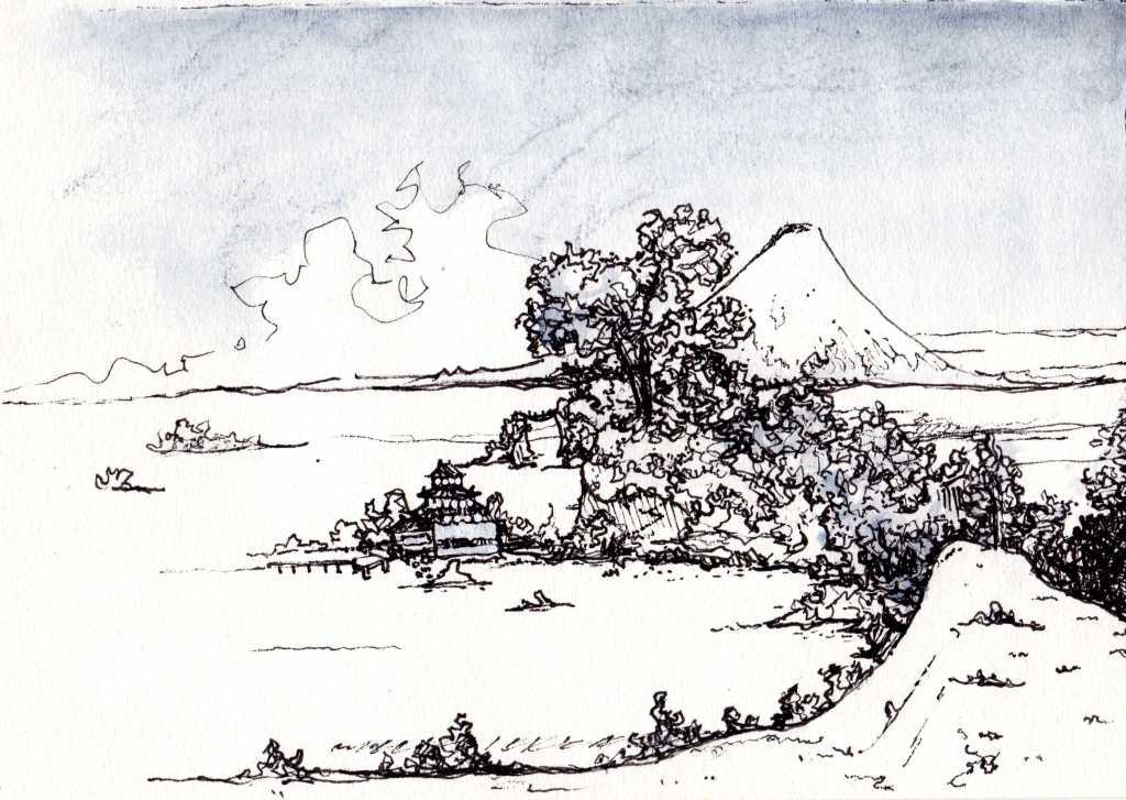 japanese landscape kevin rouxel
