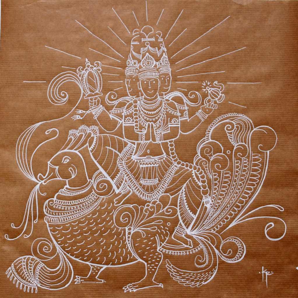 Khmer gods Kevin rouxel